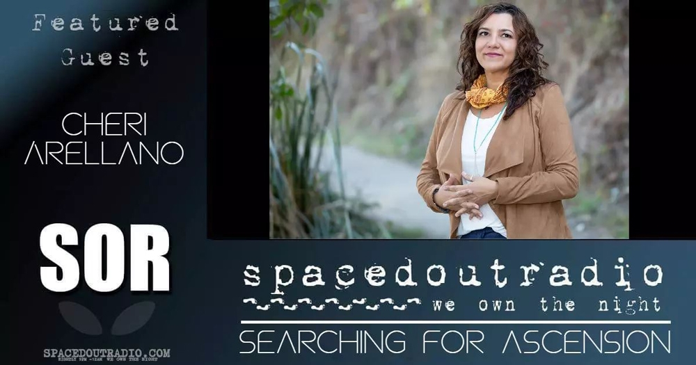 Spaced Out Radio: Dave Scott is Searching For Ascension with Cheri Arellano